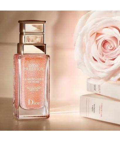 Tester : Dior Prestige La Micro-Huile De Rose 5ml.