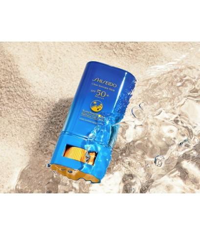 *พร้อมส่ง* Shiseido Clear Suncare Stick SPF50+ PA++++ 20g. แพคเกจใหม่