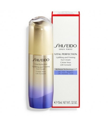 Pre-order : Shiseido VITAL PERFECTION Uplifting and Firming Eye Cream 15ml.