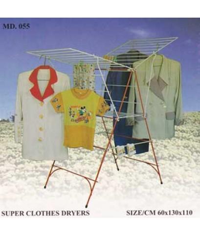 ราวตากผ้าลวดเคลือบ Polyethylene Powder MD055