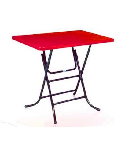 โต๊ะพับหน้าพลาสติก 3.5 ฟุต Folder table