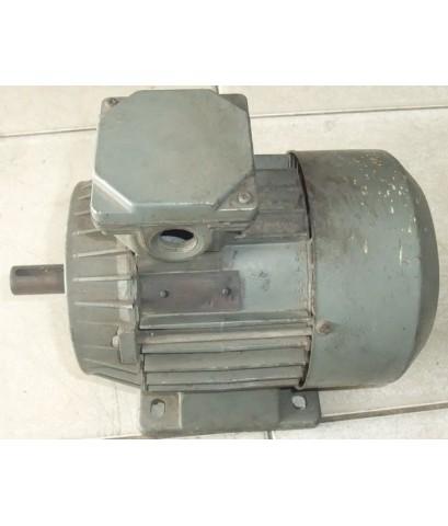 มอเตอร์ 1hp  380V ของมือสอง
