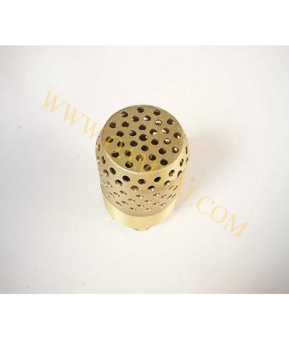 ฟุตวาล์วทองเหลือง ยูนิเวอร์แซล  ขนาด 1.5 นิ้ว