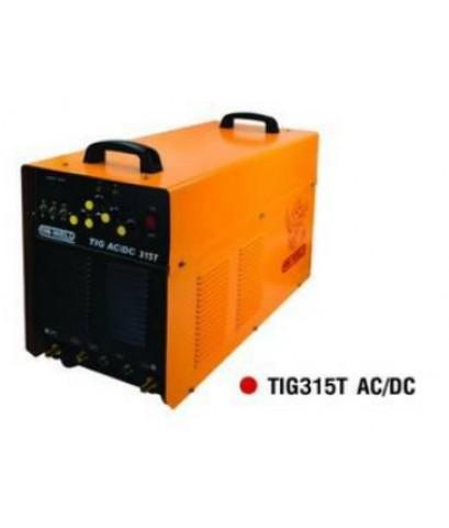 เครื่องเชื่อมไฟฟ้า TIG 300 Amp รุ่น TIG315T AC/DC  AM-WELD