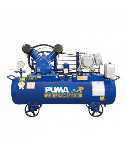 ปั๊มลมสายพาน 3 HP ถัง 165 ลิตร ไฟ 380V รุ่น PP-23-AB380V PUMA