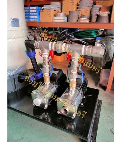 ปั๊มน้ำอัตโนมัติ รุ่น 2MTS55T-150 APP