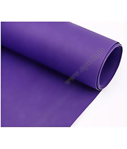 Purple Paper Background Backdrop 2.72x11m. ฉากกระดาษสีม่วง Seamless Paper