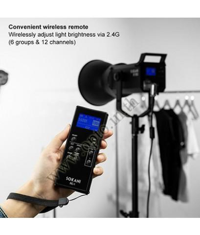 X180 Sokani 180W LED Video Light ไฟLEDสปอร์ตไลท์สำหรับวีดีโอ