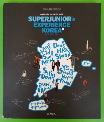 SUPERJUNIOR\'S EXPERIENCE KOREA