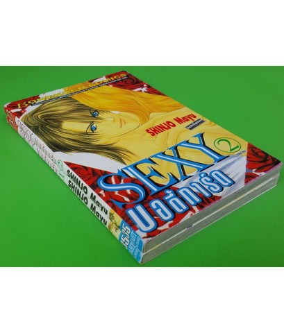 SEXY บอดี้การ์ด 2 เล่มจบ