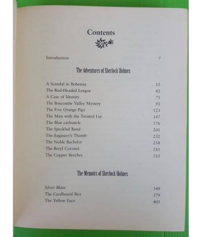 SHERLOCK HOLMES 24 CLASSIC SHORT STORIES
