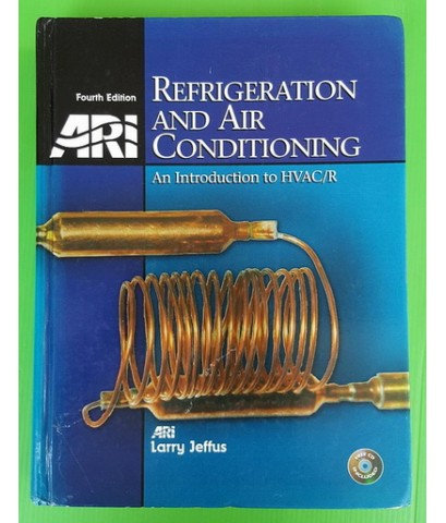 REFRIGERARION AND AIR CONDITIONING
