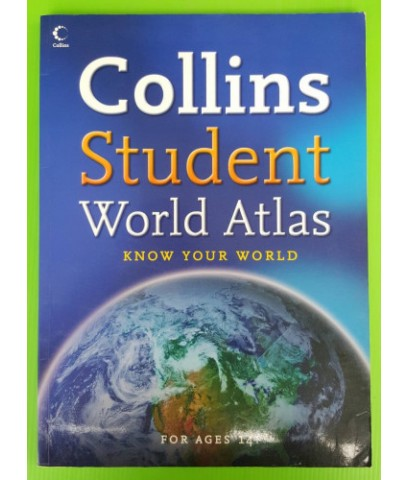 Collins Student World Atlas  KNOW YOUR WORLD