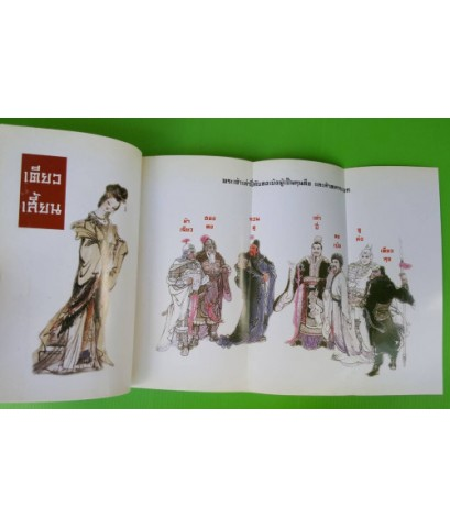 สามก๊ก ฉบับหัวกะทิ  ทำนุ นวยุค  แปล