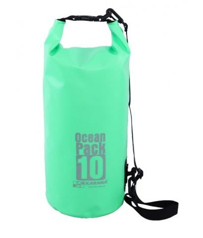 กระเป๋ากันน้ำ Ocean Pack 10L Lemon Green