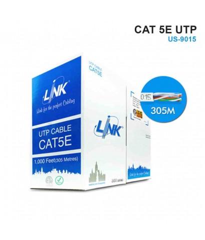 สาย LAN LINK UTP CABLE CAT 5E INDOOR/OUTDOOR
