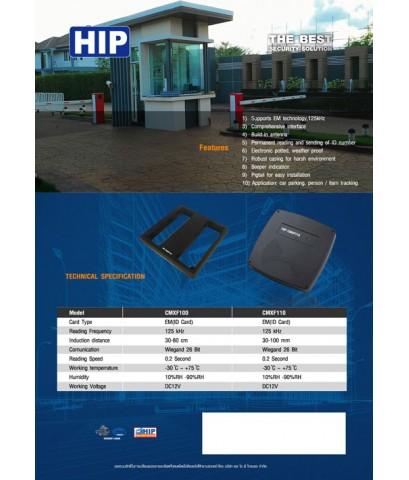 HIP CMXF110 Ronger Reader 125KHz