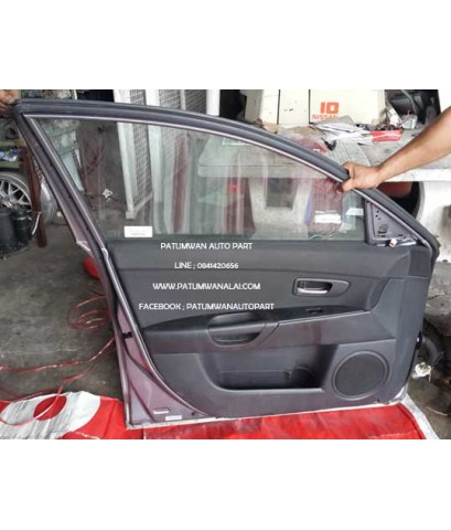 ประตูหน้าซ้าย Mazda (มาสด้า) 3 BK ปี 2003-2008