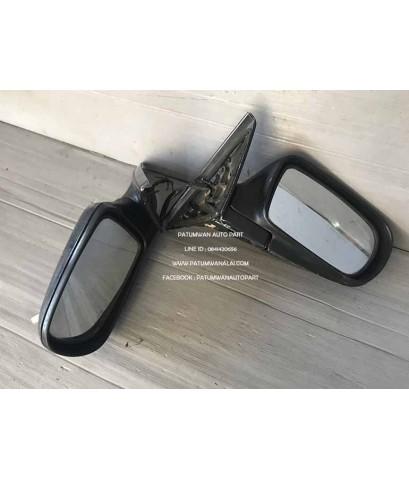 กระจกมองข้าง Mazda 323 Lantis (มาสด้า แลนตีส) ตาหยี ไฟฟ้า
