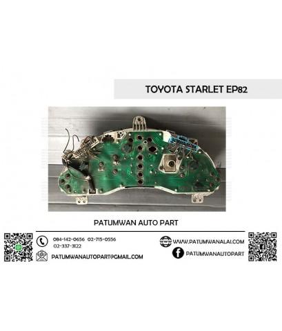 จอไมล์ เกียร์ออโต้ Toyota Starlet EP82 (โตโยต้า สตาร์เร็ท E-EP82) x9000