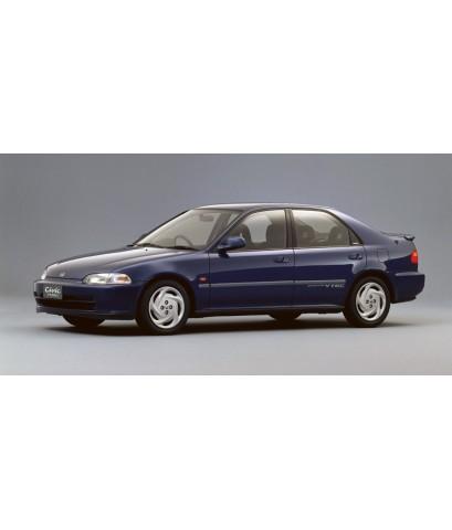มือเปิดประตูด้านใน Honda Civic EG(ฮอนด้า ซีวิค อีจี) เตารีด ปี 1992-1995 บานหลังซ้าย