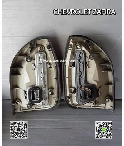 ไฟท้าย Chevrolet Zafira A (เชฟโรเลต ซาฟิร่า) ปี 1999-2005