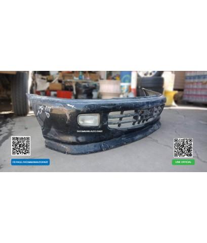 กันชนหน้า Toyota Starlet EP82 (โตโยต้า สตาร์เร็ท) + ไฟในกันชน