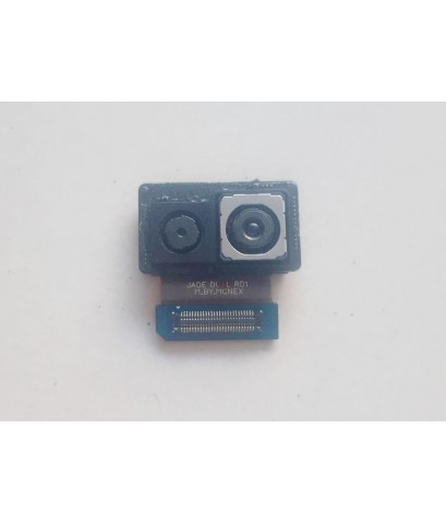 กล้องหลังแท้ SAMSUNG J7+ Plus C710F/DS