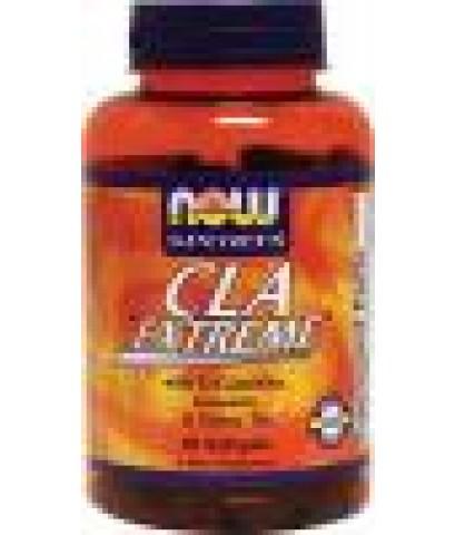 Now Foods Sports CLA Extreme with L-Carnitine,Guarana Green Tea กระตุ้น เร่งการสลายไขมันส่วนเกิน