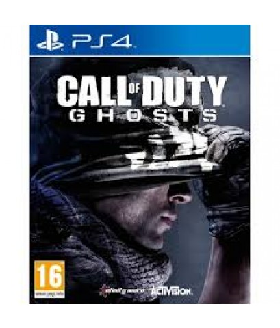 PS4 Call of Duty Ghosts Z1