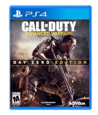 PS4 Call of Duty Advance Warfare : Day Zero Edition RF