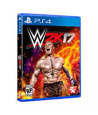 PS4 WWE 2K17 Z3 Eng