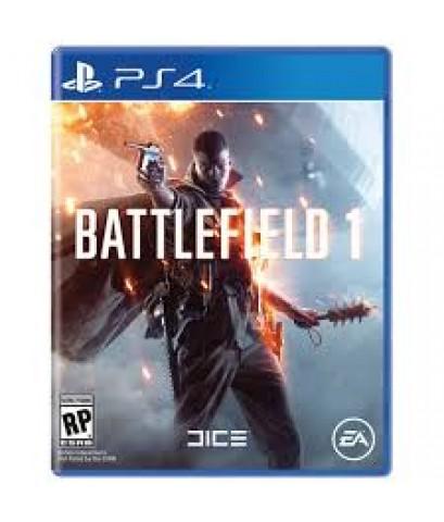 PS4 Battlefield 1 Z3 Eng