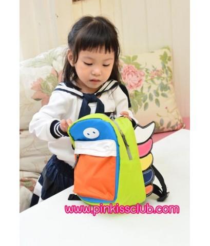 กระเป๋าหมูมีปีก สำหรับเด็ก