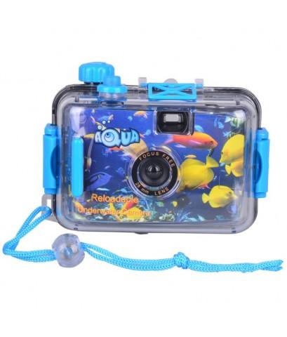 กล้องกันน้ำลายปลา