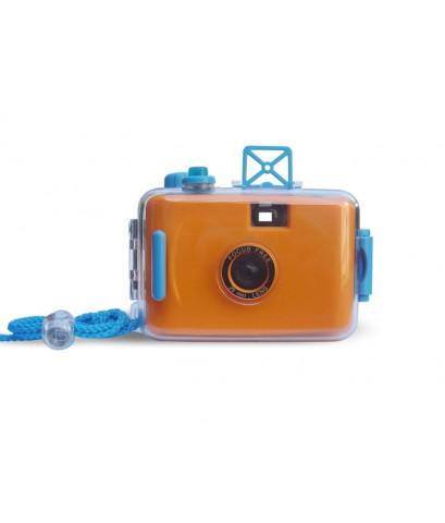 กล้องกันน้ำสีส้ม