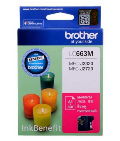 BROTHER LC-663M