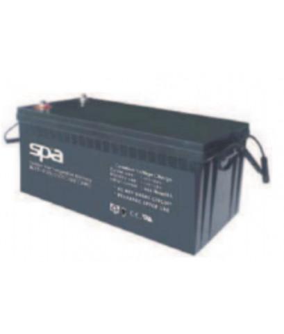 แบตเตอรี่แห้ง SPA สปา รุ่น SL12-200AH (12V 200AH)