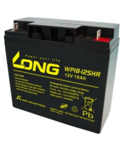 แบตเตอรี่แห้ง LONG รุ่น WP18-12SHR (12V-18AH)