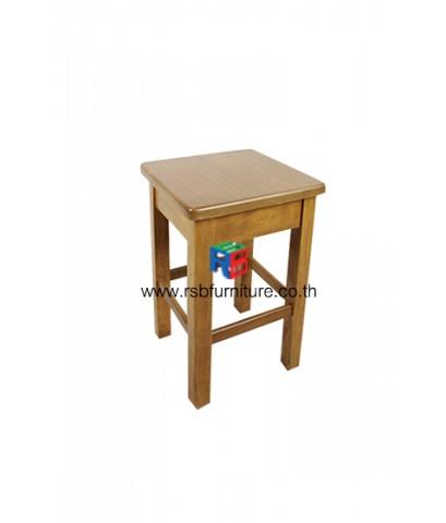 เก้าอี้ไม้หน้าเหลี่ยม รหัส 616 ราคาส่ง