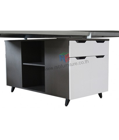 โต๊ะทำงานกลุ่ม WORKSTATION ขนาด W240XD120XH75 CM รหัส 2847
