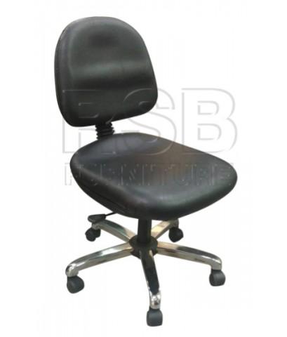 เก้าอี้สำนักงาน หนักพิงหนัง รหัส 2863