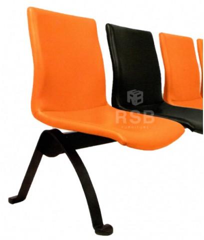 เก้าอี้แถว LOBBY CHAIR มีขนาด 3 และ 4 ที่นั่ง สั่งผลิตสีได้ รหัส 3692