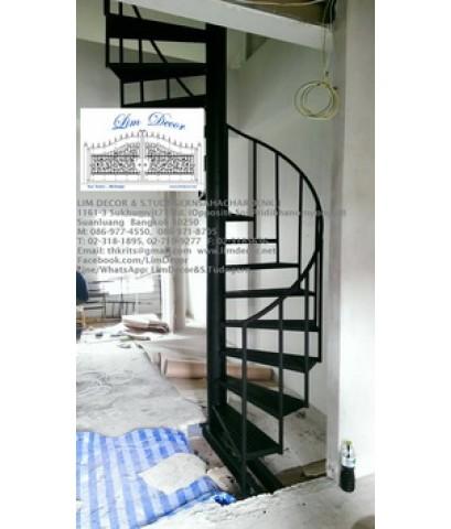 Hot Promotion บันไดวนราคาเดียว Spiral-Winder Staircase One Price Promotion โปรโมชั่นส่งท้ายเดือน9
