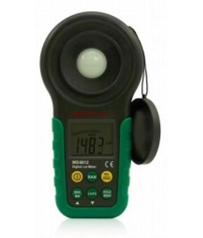 MASTECH DIGITAL LIGHT METERS :MS6612.