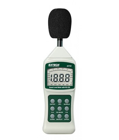 407750 Sound Level Meter with PC Interface.