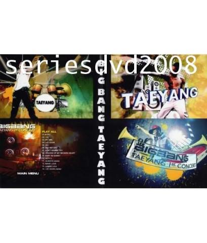 BigBang Taeyang 1st Concert