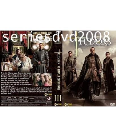 The Tudors Season 3/บัลลังก์รัก บัลลังก์เลือด ปี 3 (Sub Thai 4 แผ่นจบ)