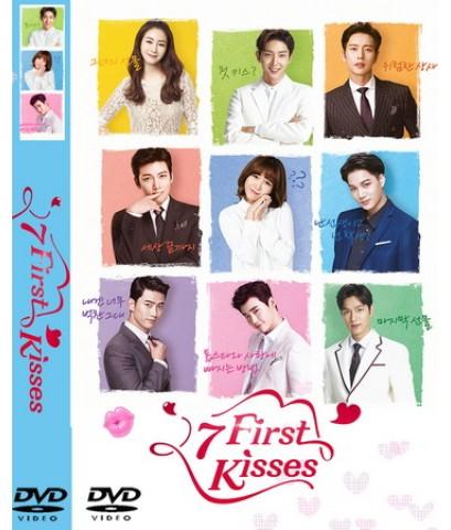 7 First Kisses (Sub Thai 1 แผ่นจบ)