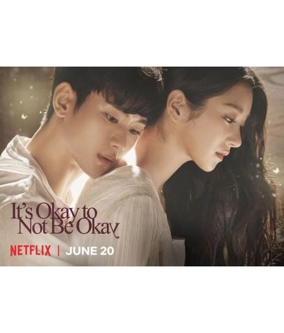 Its Okay to Not Be Okay (Sub Thai 4 แผ่นจบ)